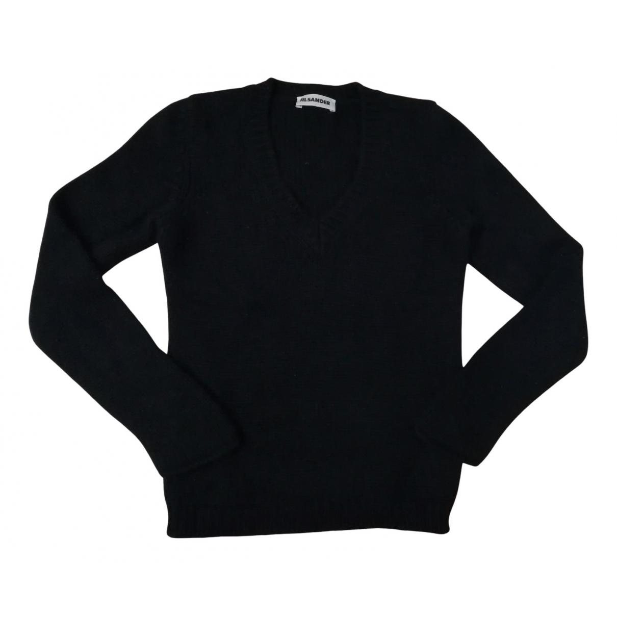 Jil Sander N Black Cashmere Knitwear for Women XS International