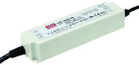 Mean Well Constant Voltage LED Driver 40.32W 36V