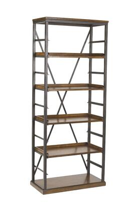 Studio Home Collection 166-588 BOOKCASE in Aged Oak