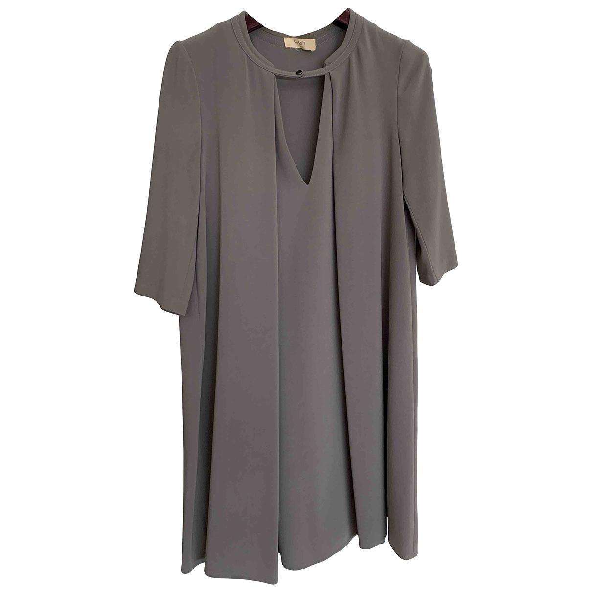 Ba&sh \N Kleid in  Khaki Polyester