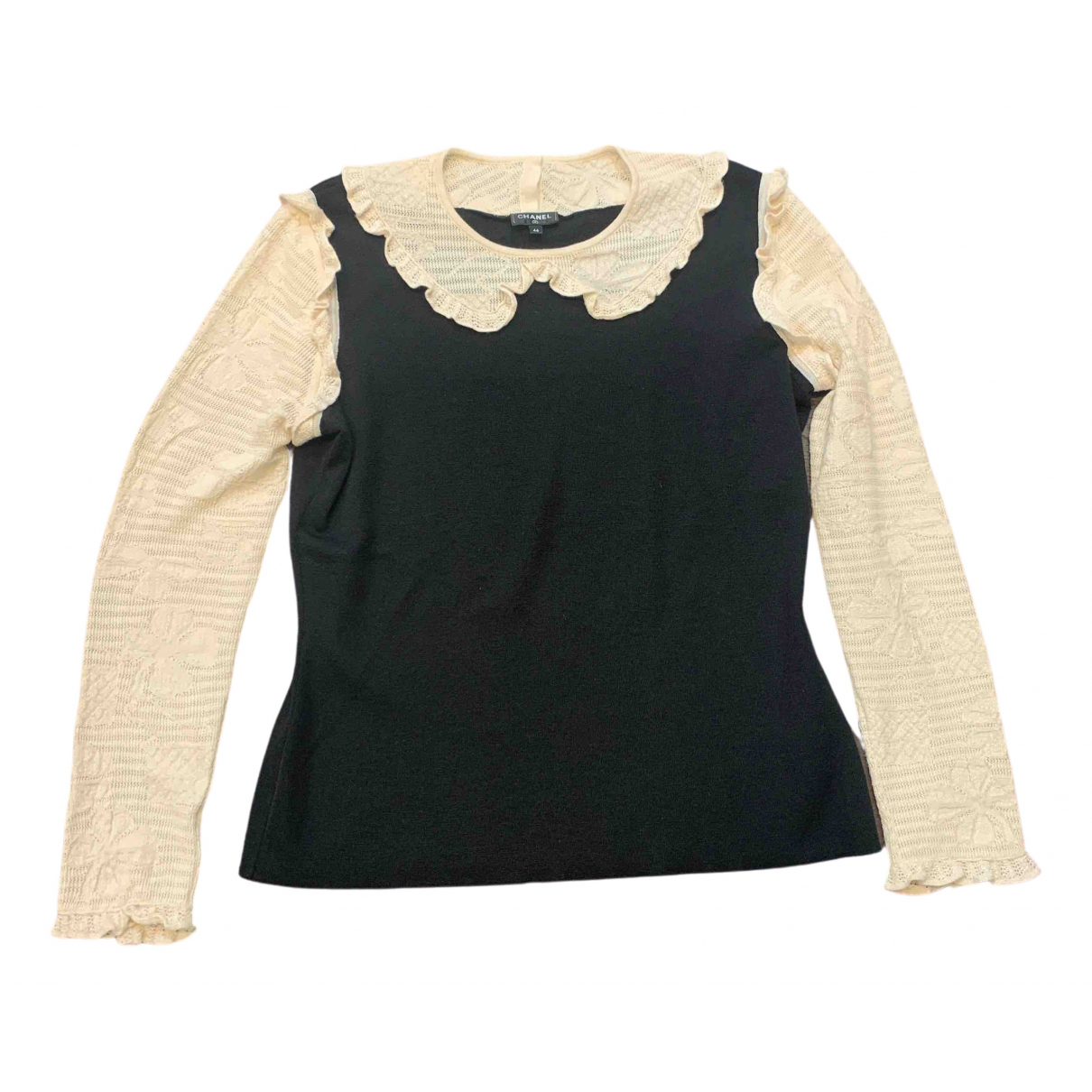 Chanel \N Black Cashmere Knitwear for Women 46 FR