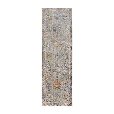 Fairmont Rectangular Indoor Rugs, One Size , White