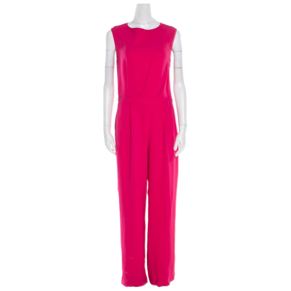 Dior - Combinaison   pour femme en soie - rose