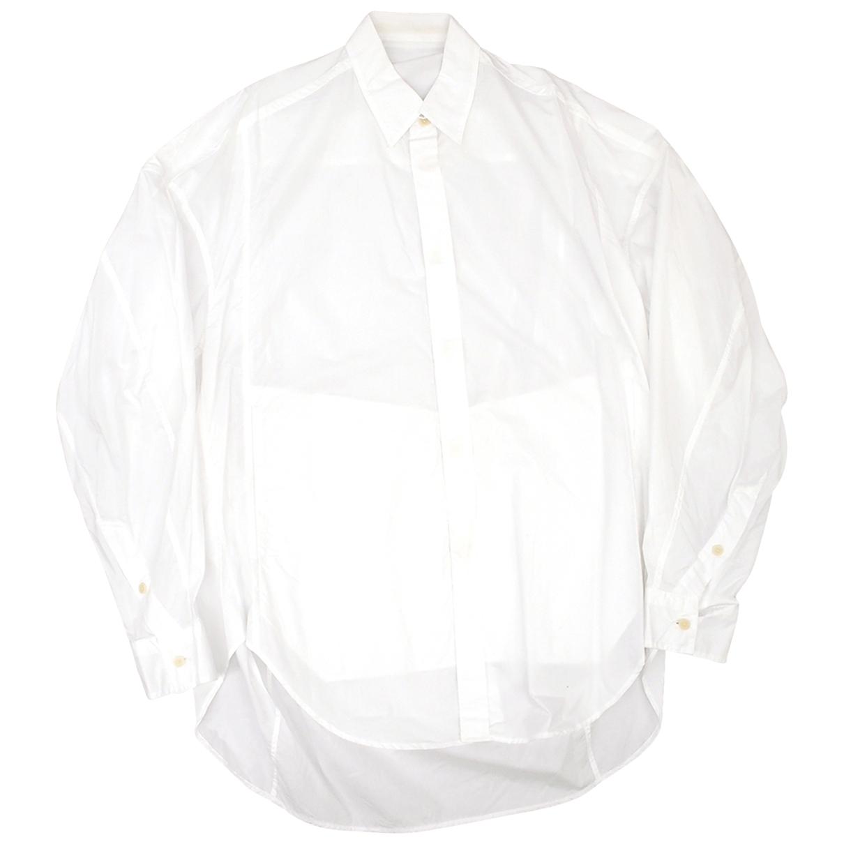 Julius 7 - Tee shirts   pour homme en coton - blanc