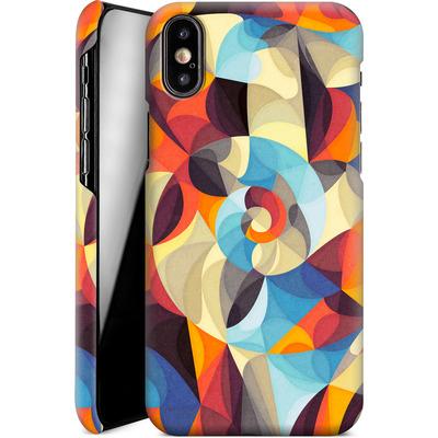 Apple iPhone XS Smartphone Huelle - Colour Power von Georgiana Teseleanu