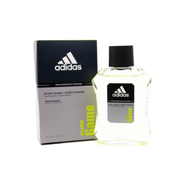 Pure Game - Adidas Aftershave 100 ml