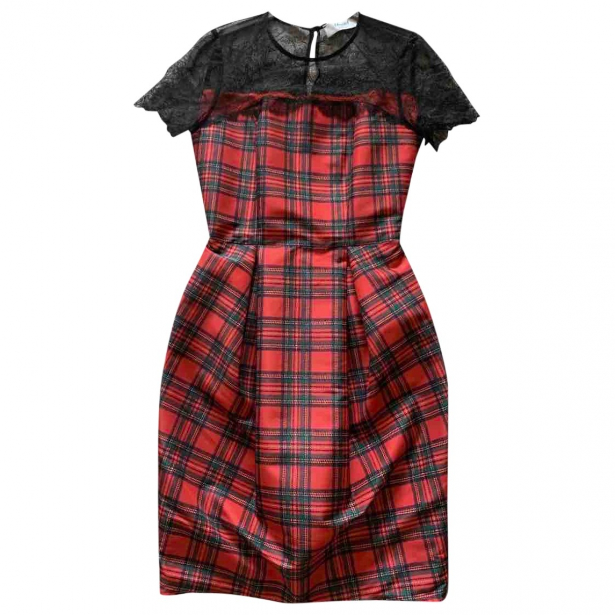 Blumarine \N Kleid in  Bunt Viskose