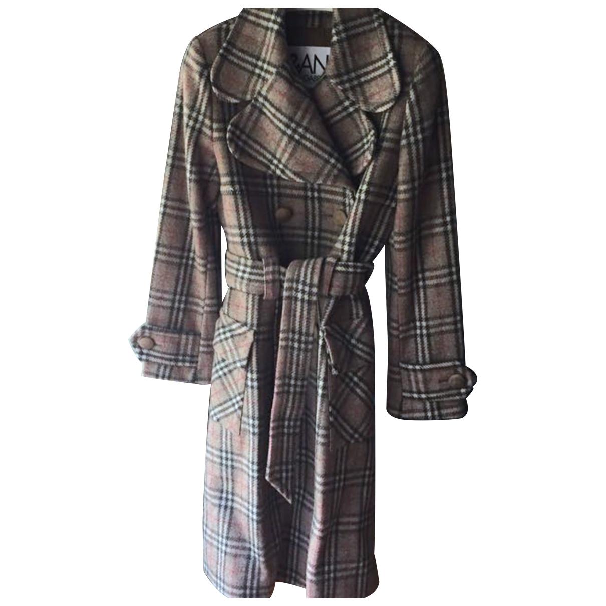 Dolce & Gabbana \N Beige Wool coat for Women S International