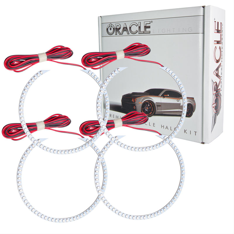 Oracle Lighting 2238-003 Dodge Challenger 2008-2014 ORACLE LED Halo Kit (ProjectorHL)