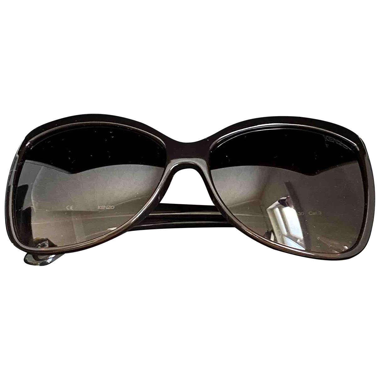 Kenzo \N Sonnenbrillen in  Braun Kunststoff