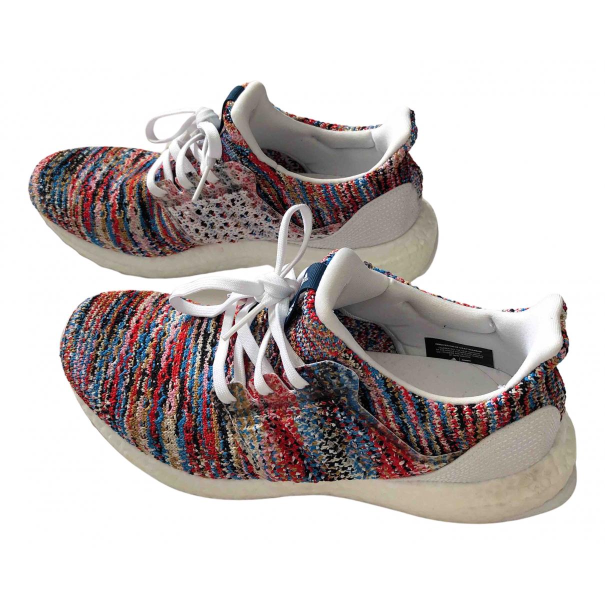 Adidas X Missoni \N Sneakers in Leinen