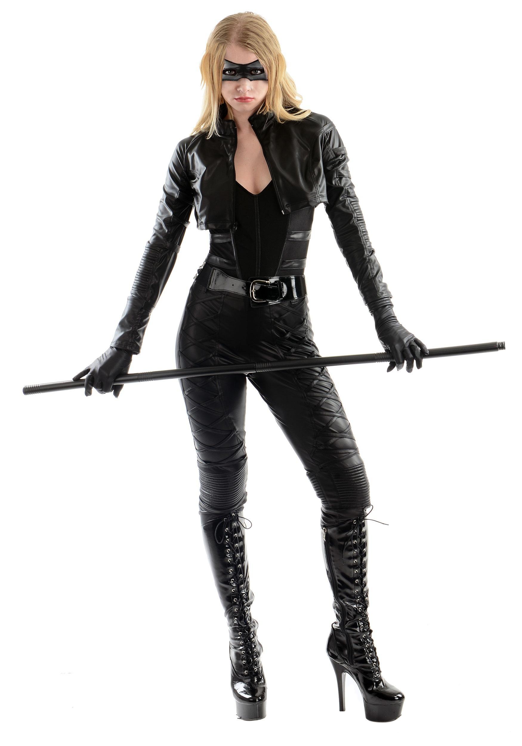 Adult Black Canary Costume