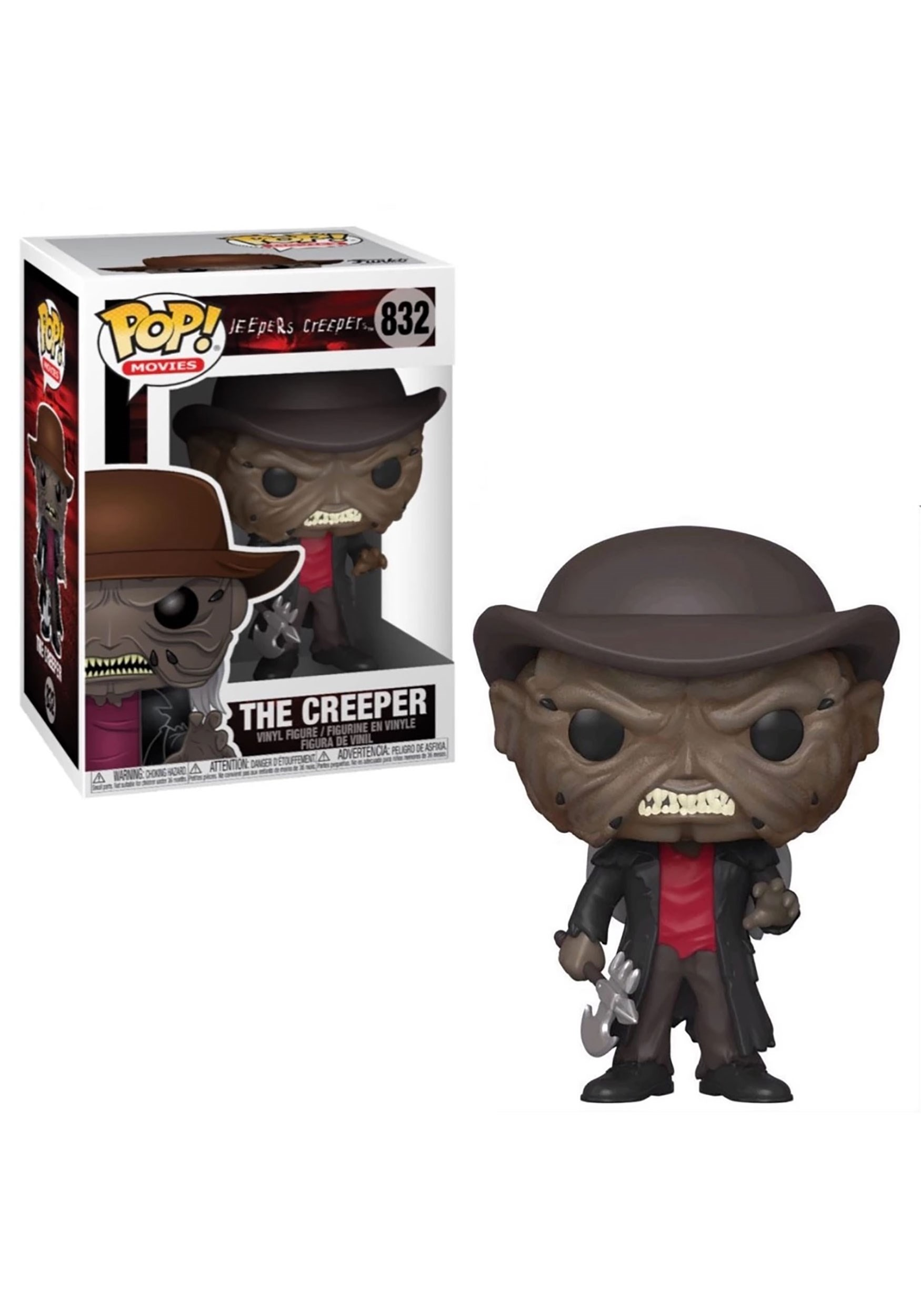 Pop! Movies: The Creeper - Jeepers Creepers