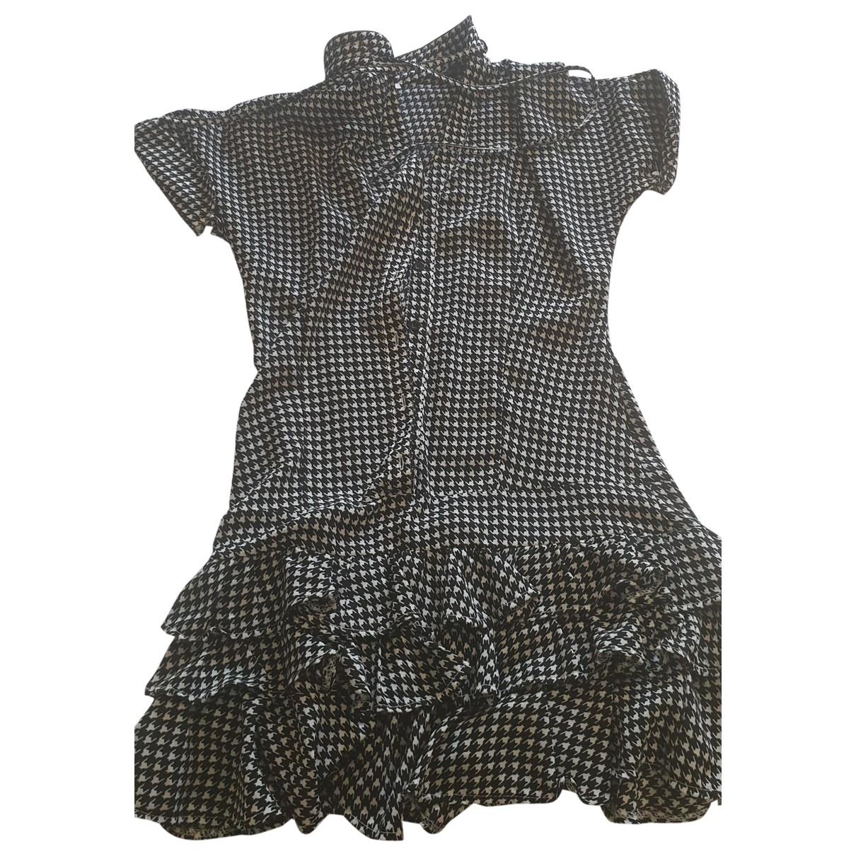 Non Signé / Unsigned \N Black dress for Women M International
