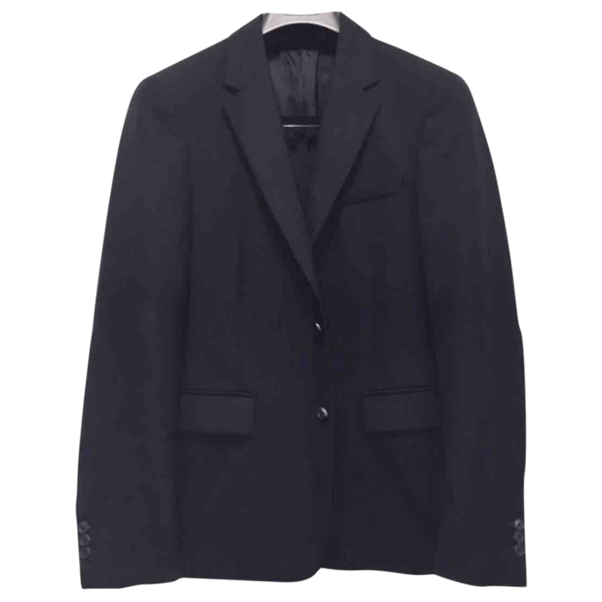 Prada - Vestes.Blousons   pour homme en laine - noir