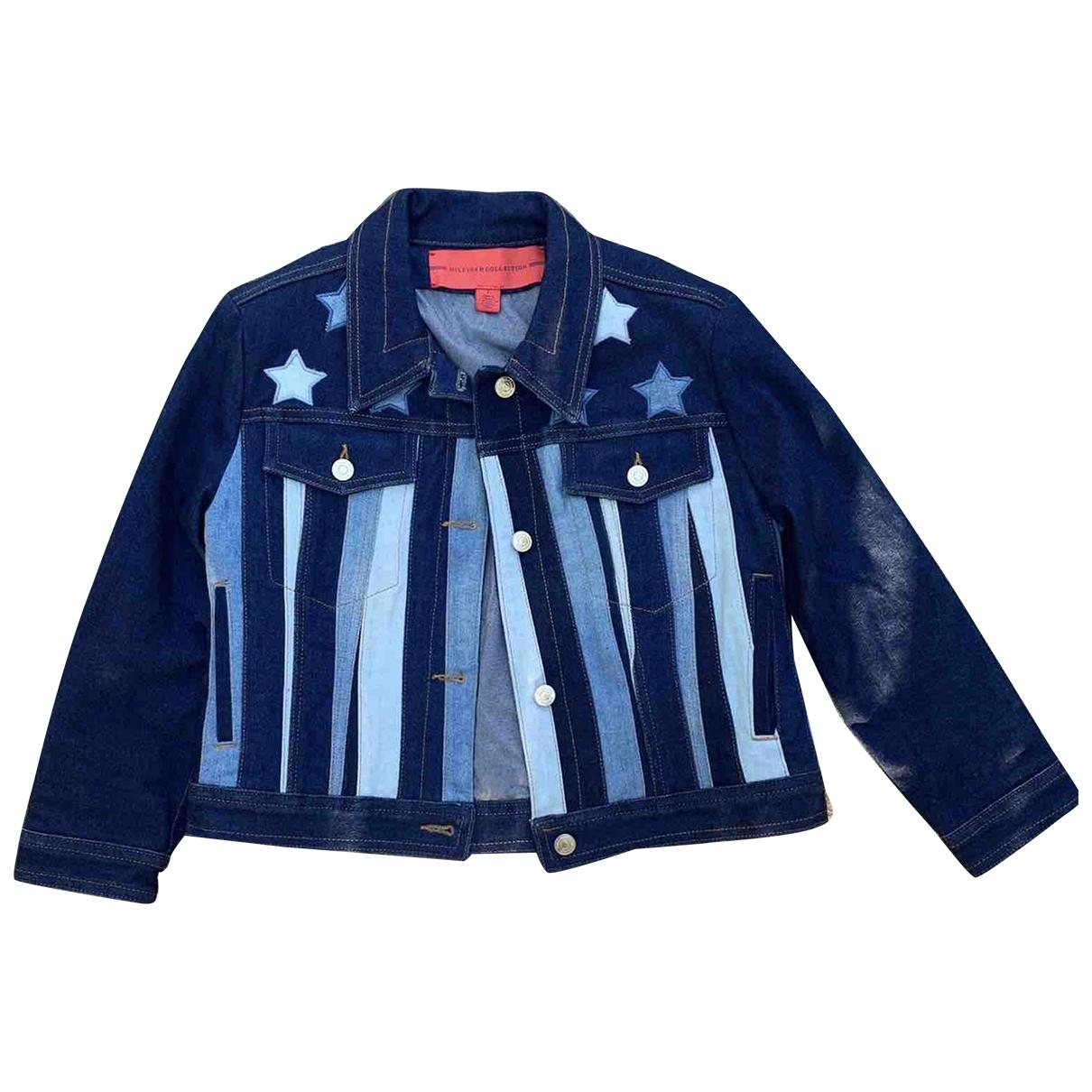 Hilfiger Collection \N Blue Denim - Jeans jacket for Women 2 US