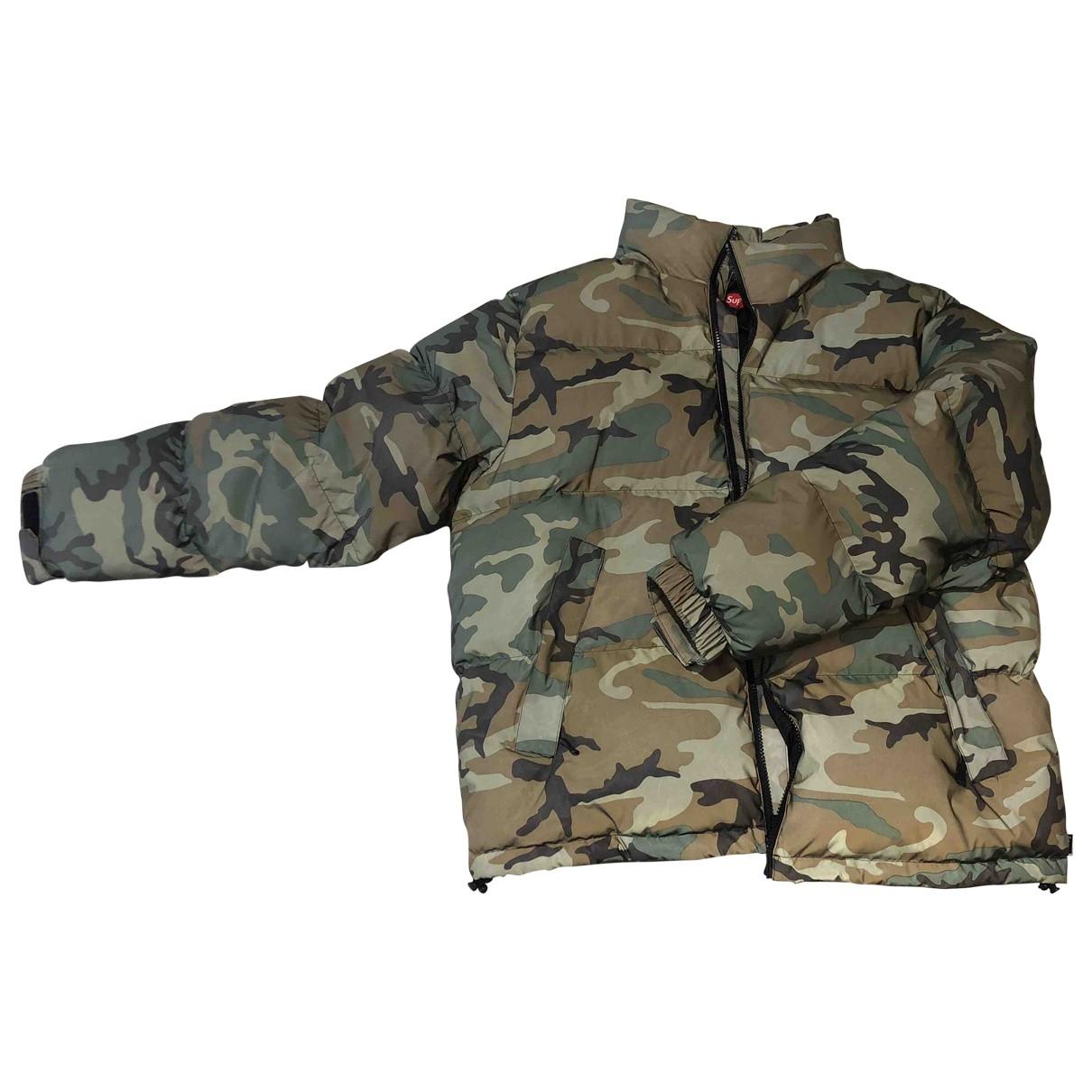 Supreme \N Multicolour jacket  for Men XL International