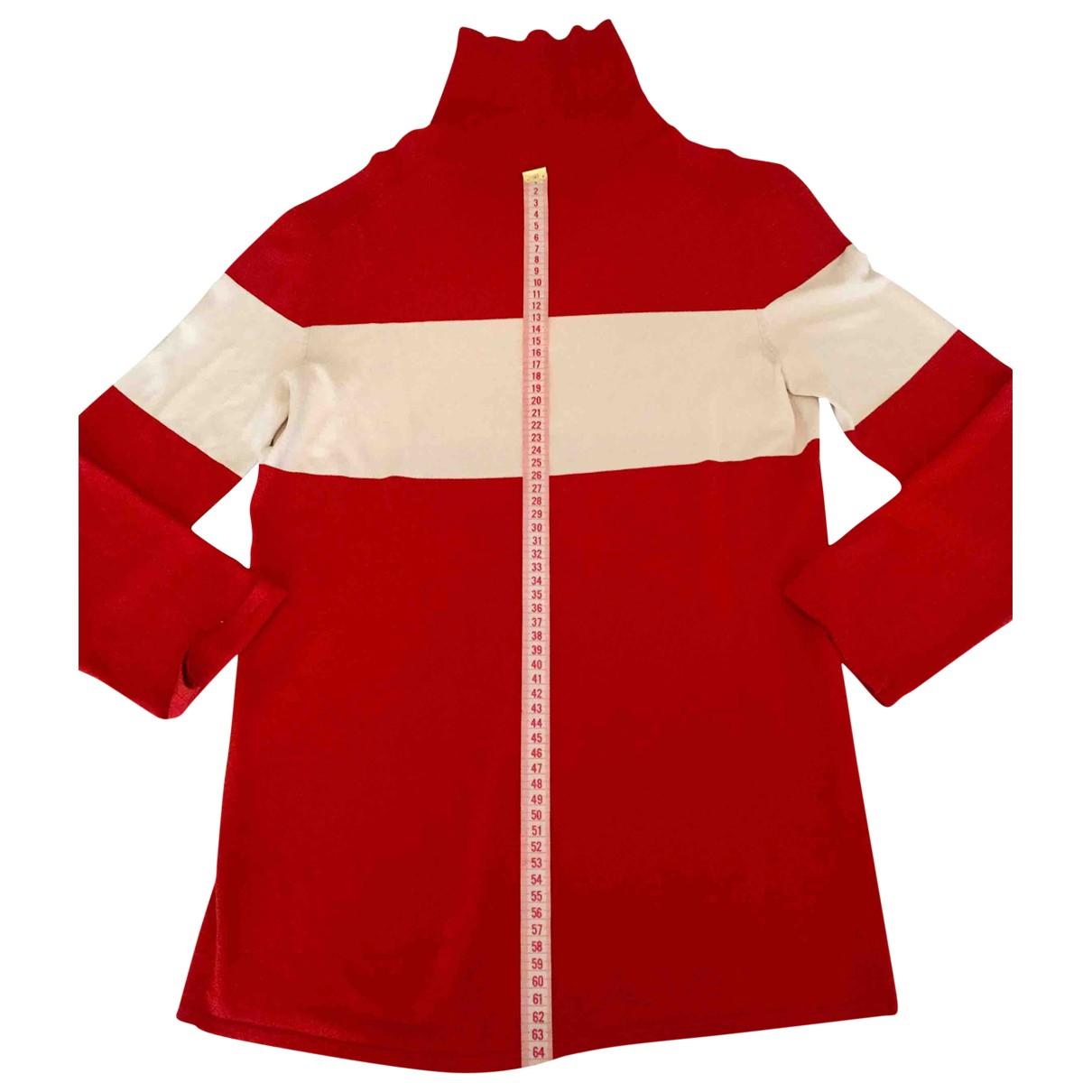Hermès \N Red Knitwear for Women S International