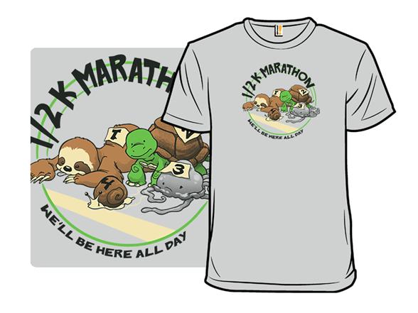 Epic Race T Shirt