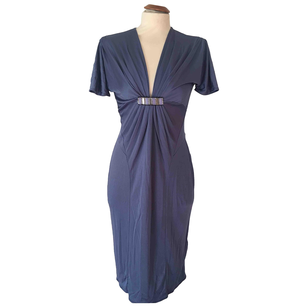Blumarine - Robe   pour femme - violet