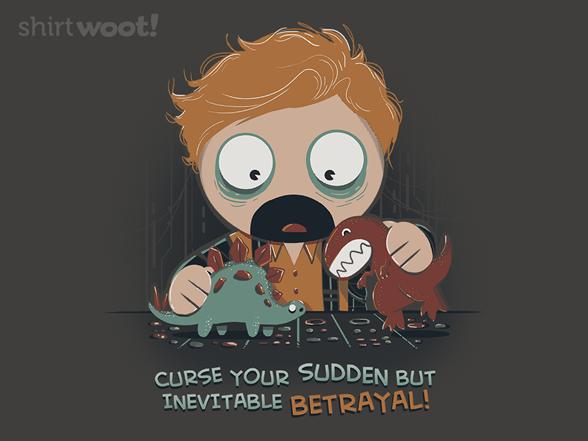 Inevitable Betrayal T Shirt
