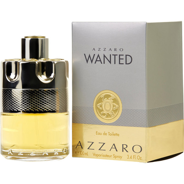 Azzaro Wanted - Loris Azzaro Eau de Toilette Spray 100 ML