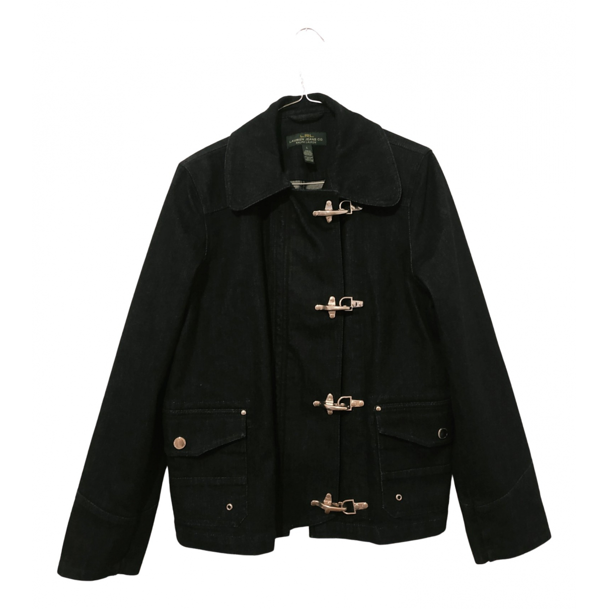 Lauren Ralph Lauren N Blue Denim - Jeans jacket for Women L International