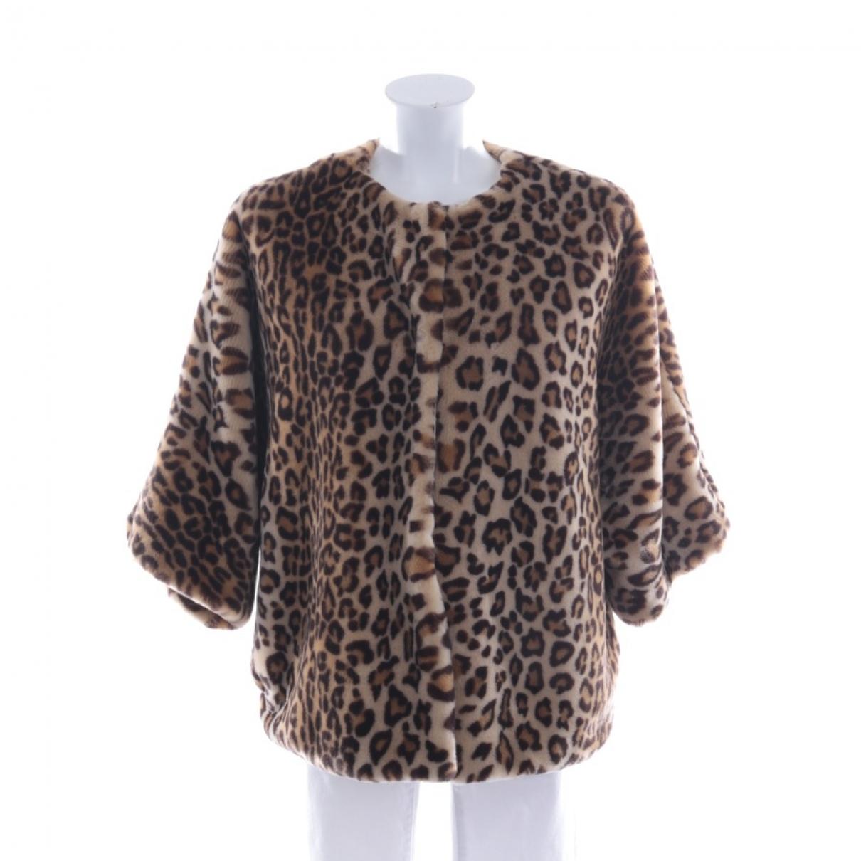 Max Mara \N Brown jacket for Women 36 FR