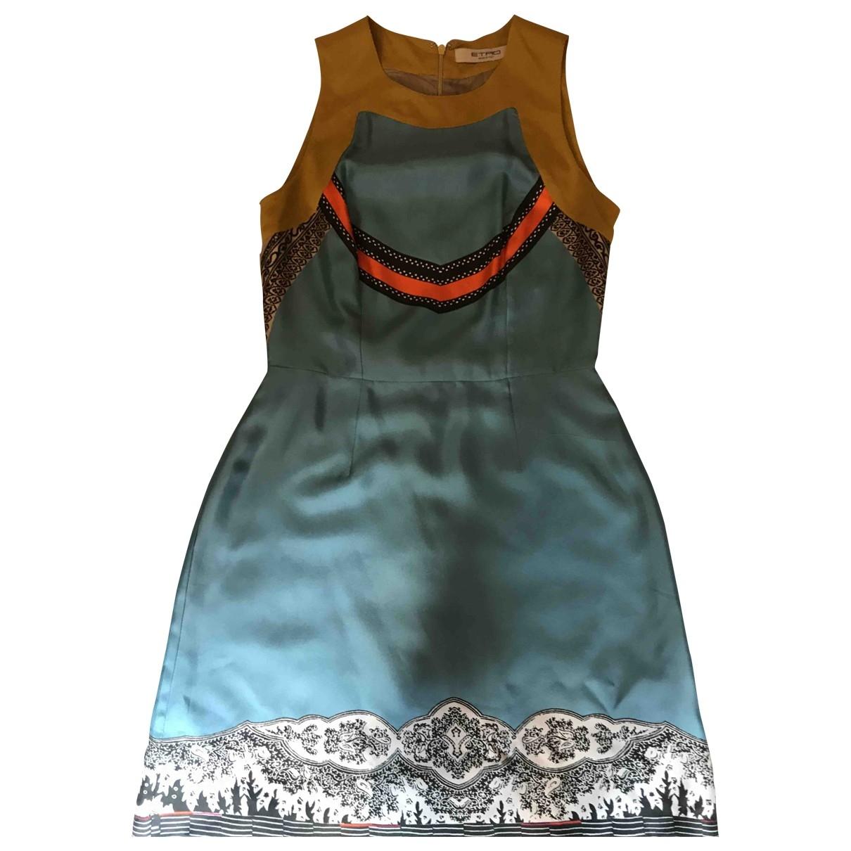 Etro \N Kleid in Seide