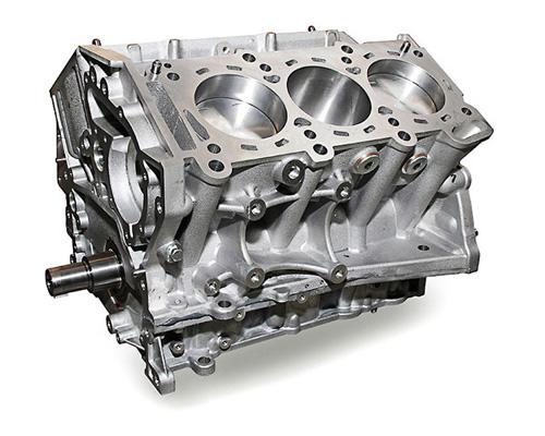 AMS Performance ALP.07.04.0002-1 Alpha Nissan R35 GT-R 3.8L VR38 Race Short Block - No Core