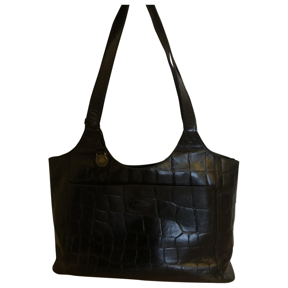 Mulberry \N Black Leather handbag for Women \N