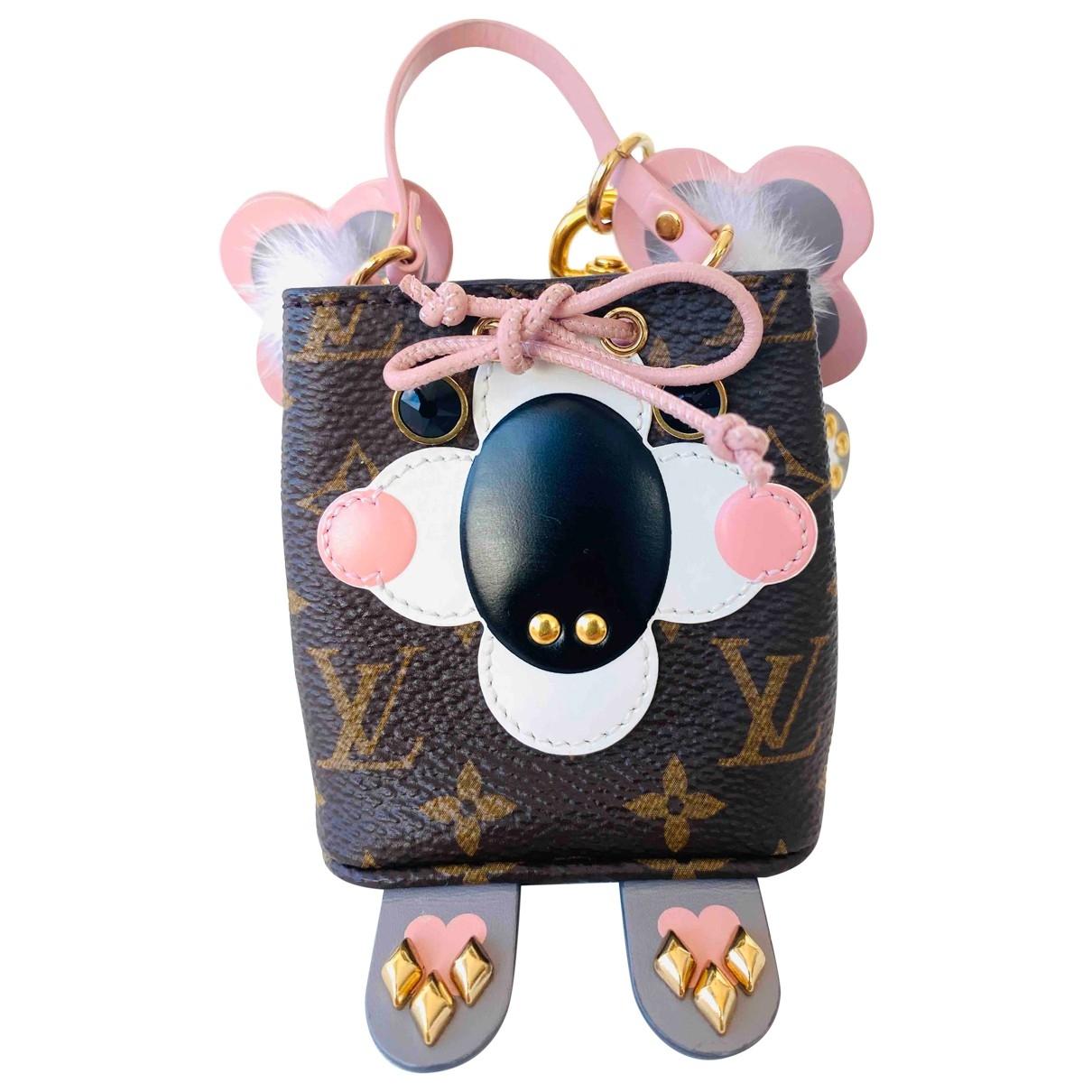 Louis Vuitton NeoNoe Handtasche in Leinen