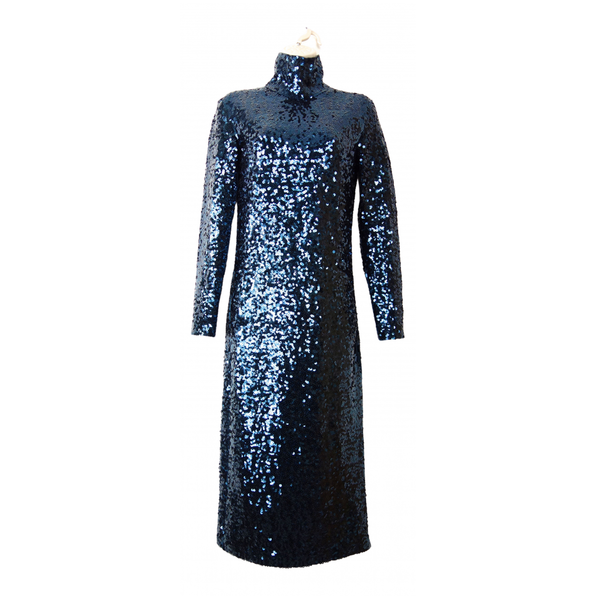 By Malene Birger N Blue Cotton - elasthane dress for Women XS International