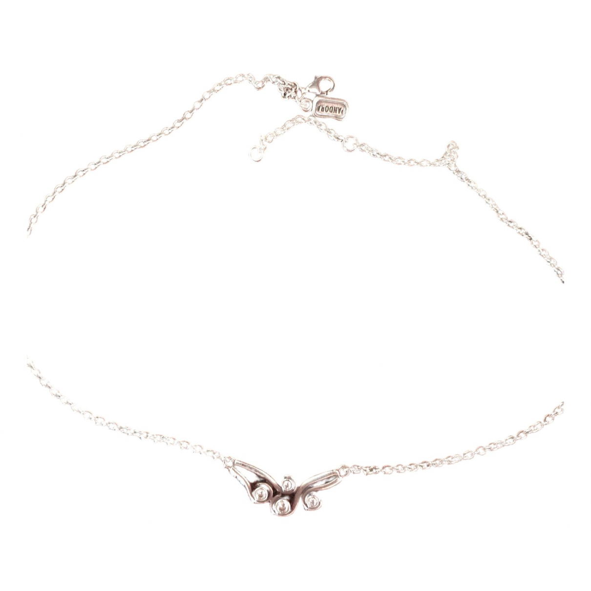 Pandora \N Silver Silver necklace for Women \N