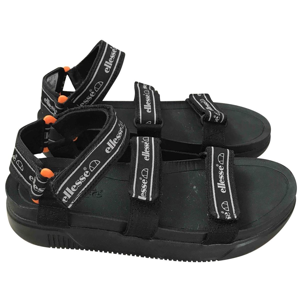 Ellesse - Sandales   pour femme - noir