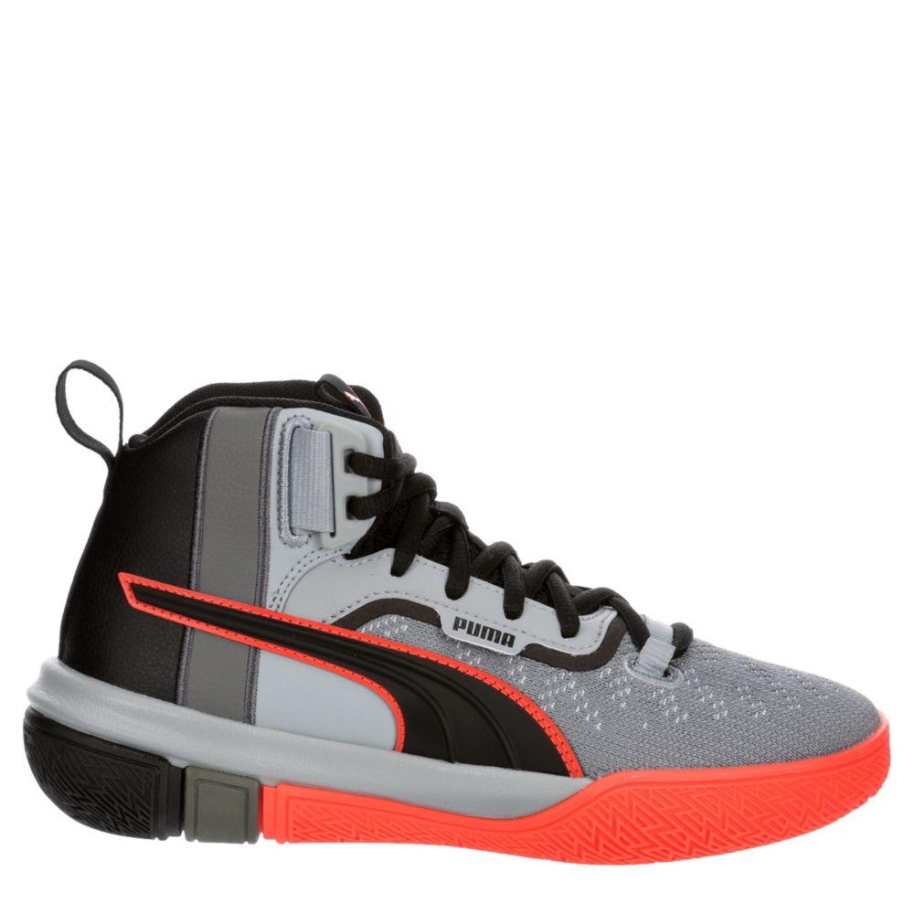 Puma Boys Legacy Disrupt Basketball Shoes Sneakers