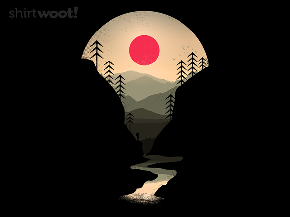 Exploring Earth T Shirt