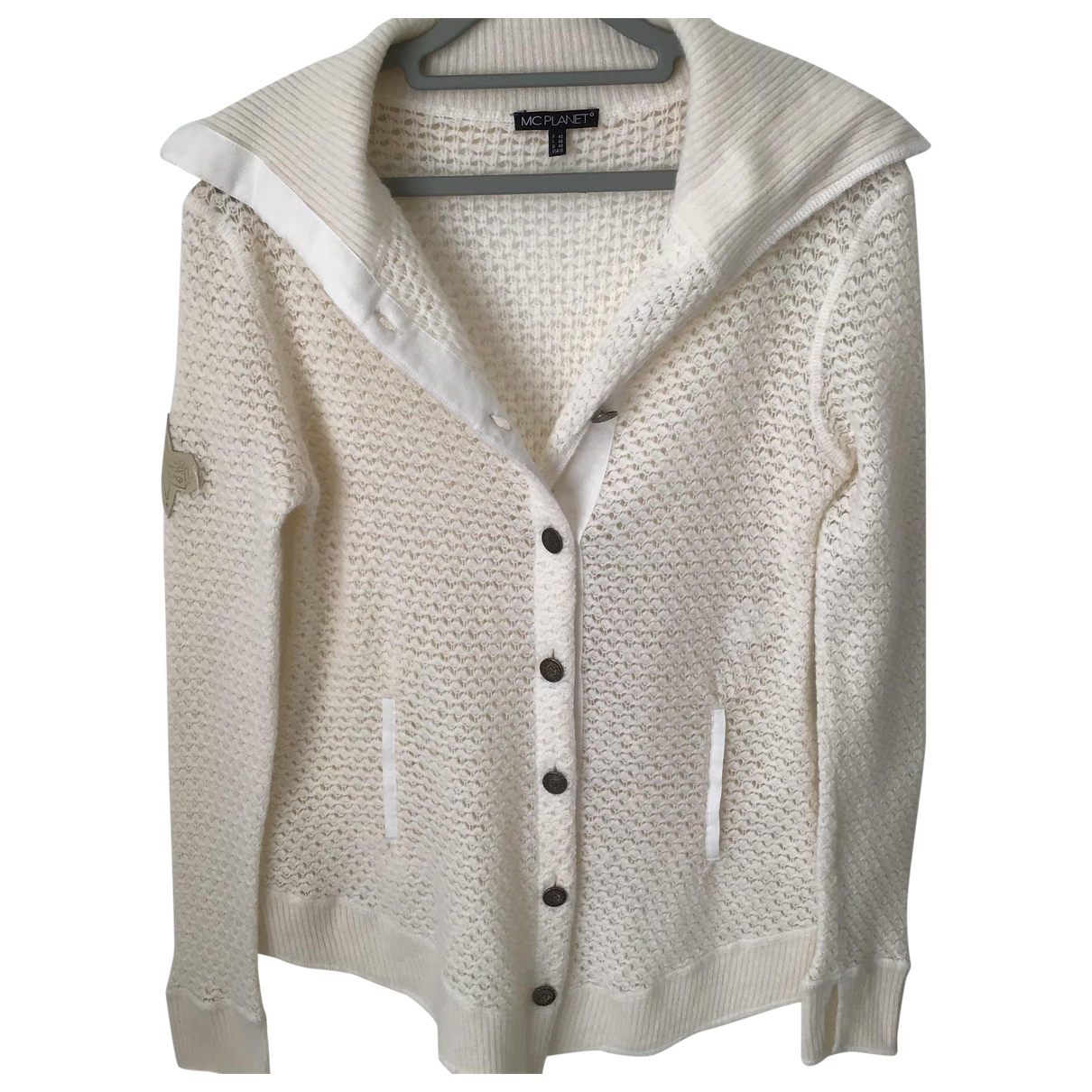 Marc Cain \N Pullover in  Beige Wolle