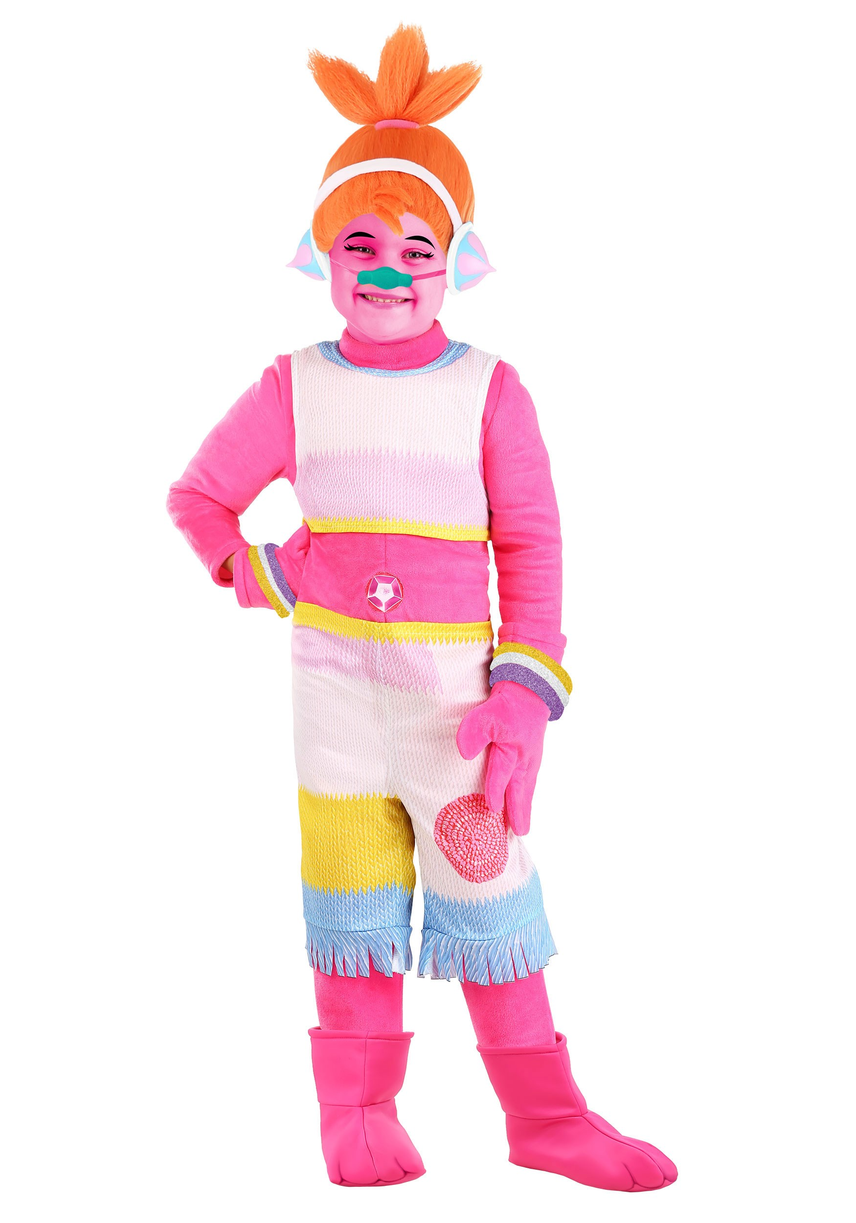 Trolls Toddler's DJ Suki Costume