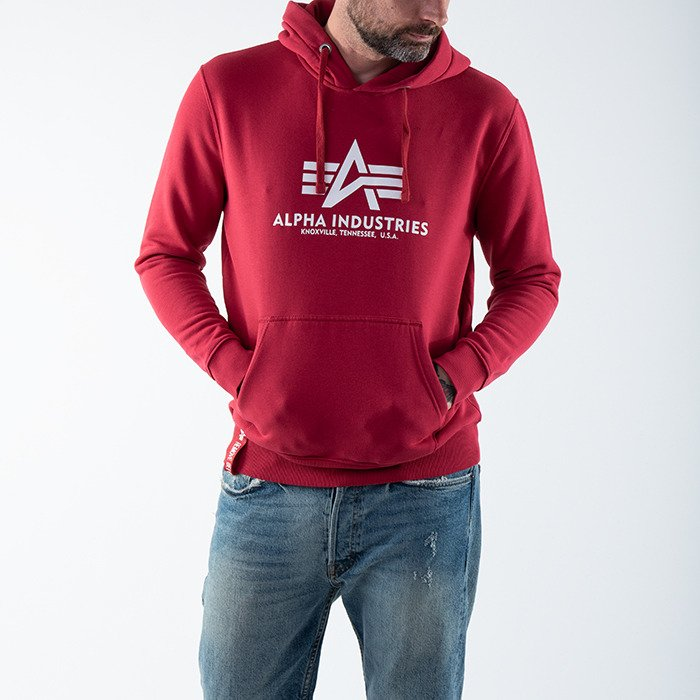 Alpha Industries Basic Hoody 178312 523