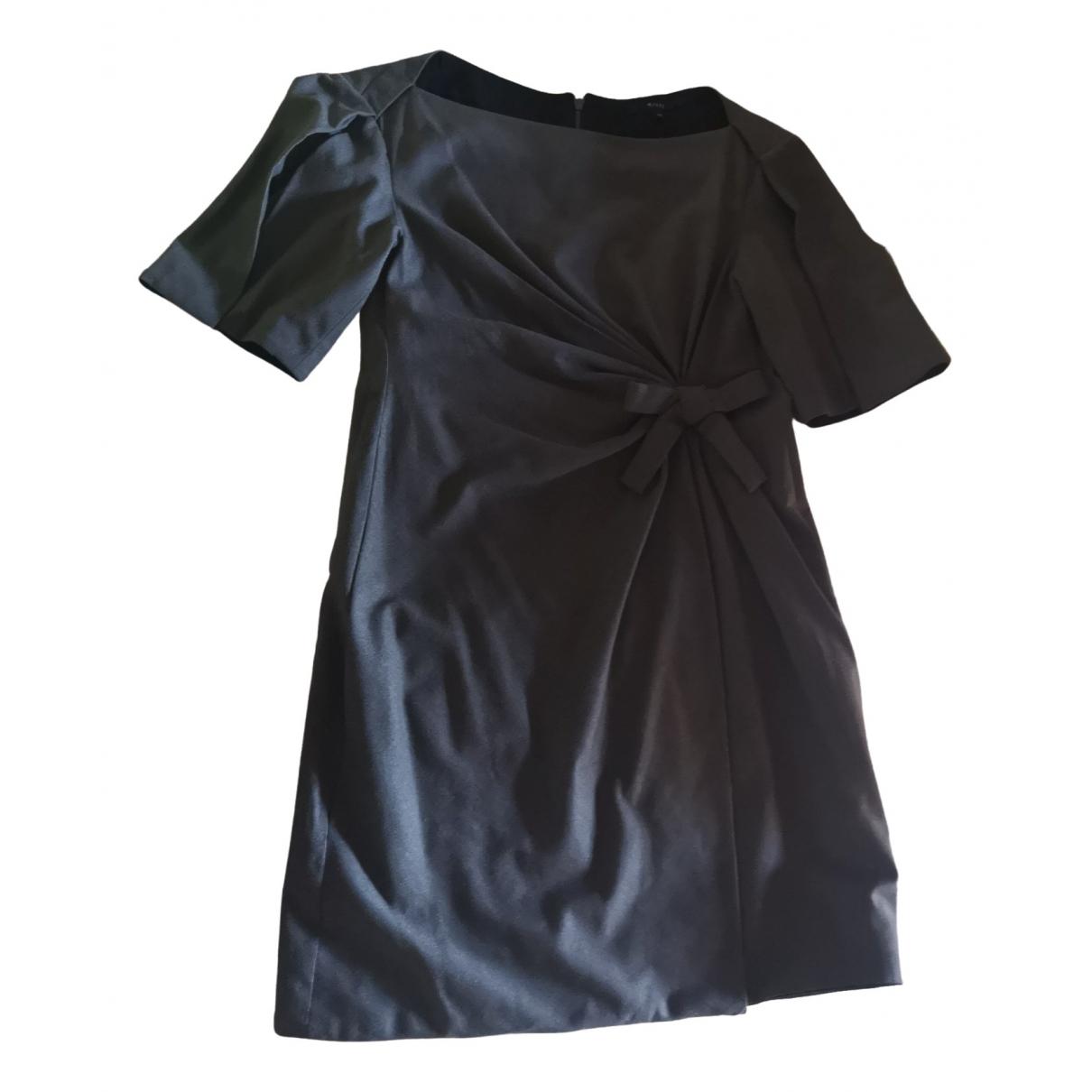 Gucci \N Kleid in  Grau Wolle