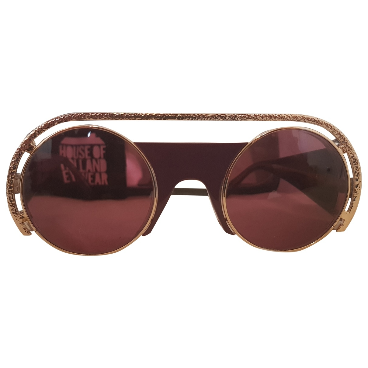 House Of Holland \N Purple Sunglasses for Women \N