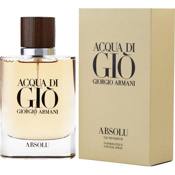 Acqua Di Gio Absolu - Giorgio Armani Eau de Parfum Spray 75 ML