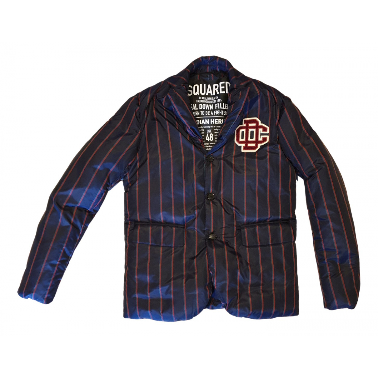 Dsquared2 \N Multicolour jacket  for Men 48 IT