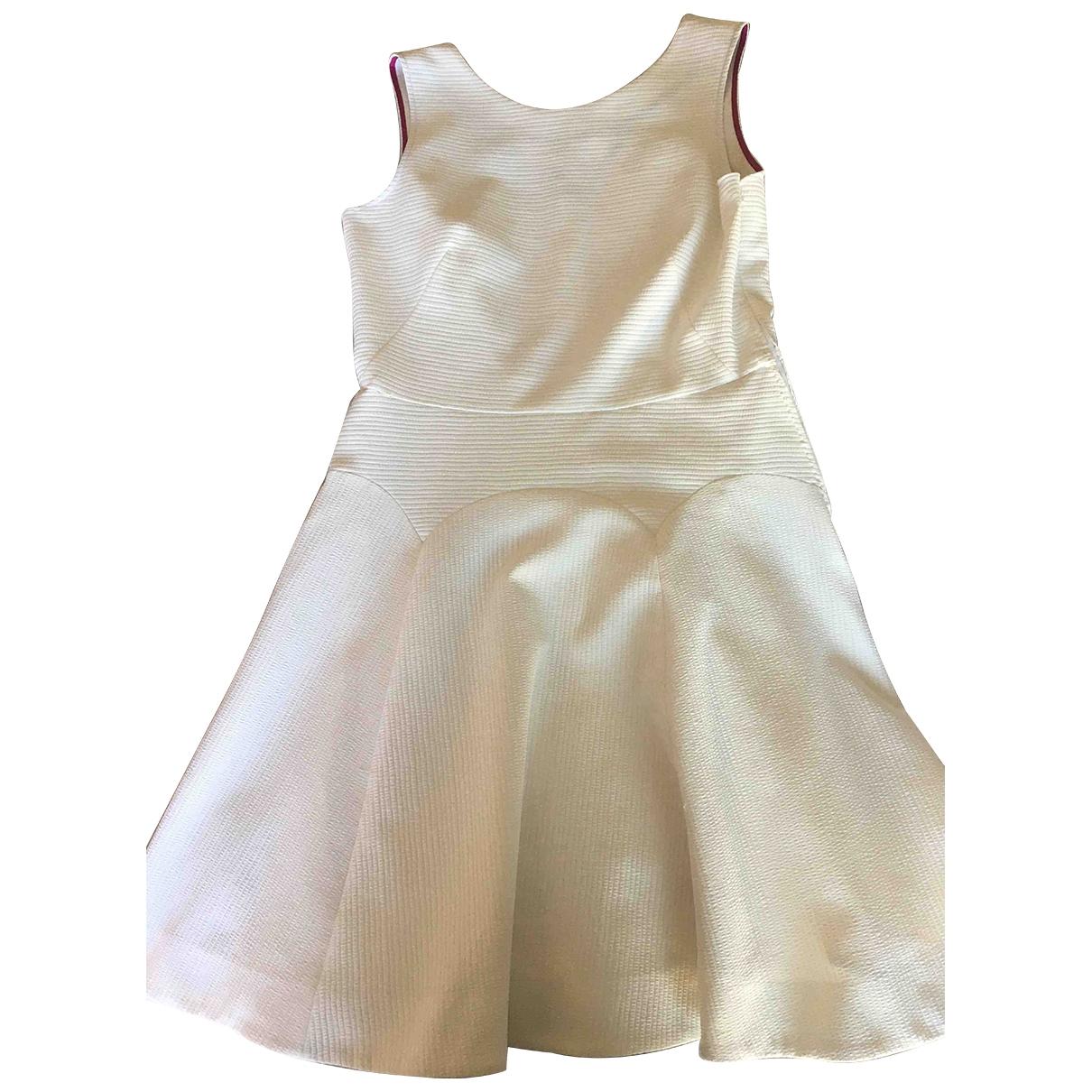 Paul Smith \N White Cotton dress for Women 44 IT