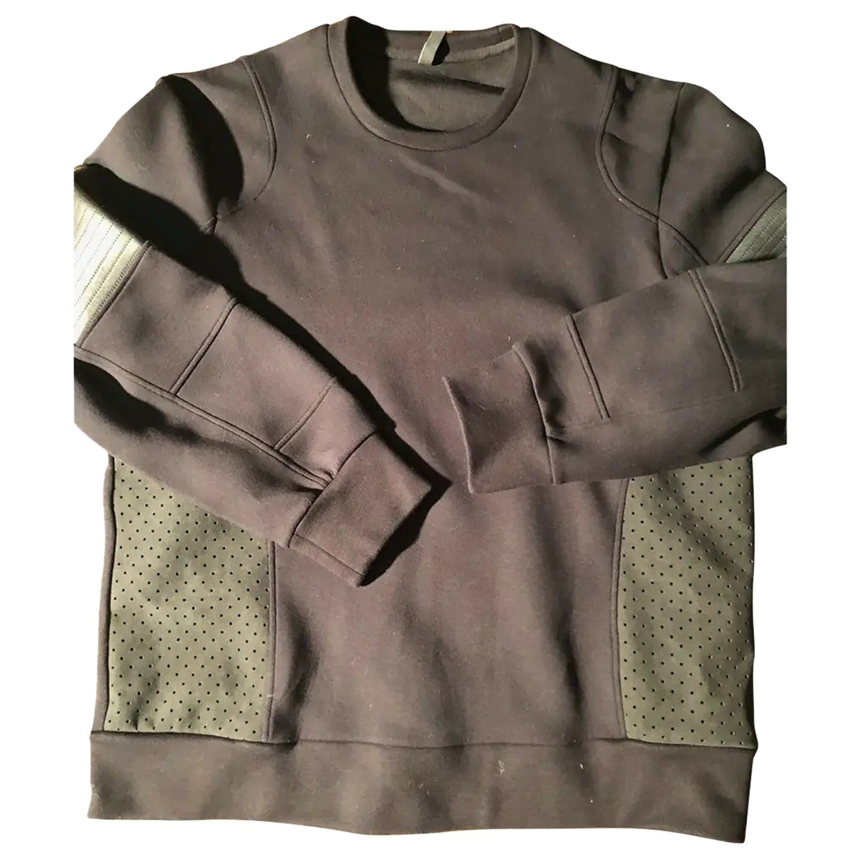 Neil Barrett \N Black Cotton Knitwear & Sweatshirts for Men XL International