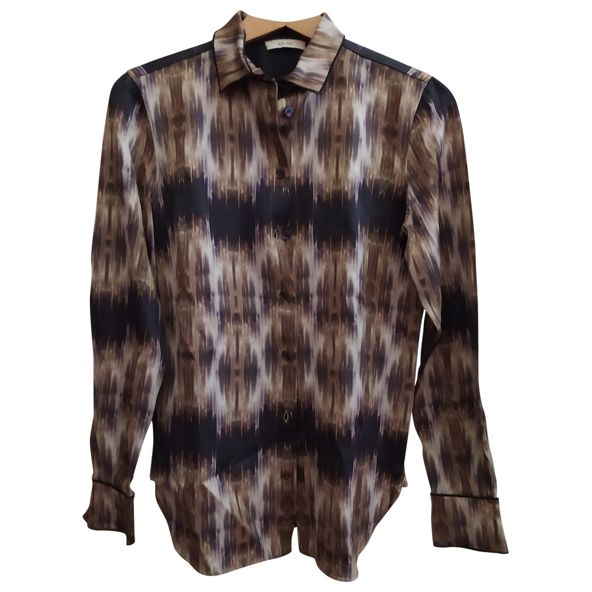 Camisa de Seda Celine
