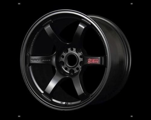 GramLights WGIAC12EH 57DR Wheel 18x10.5 5x114.3 12mm Semigloss Black