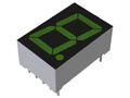 ROHM LAP-601MB  LED LED Display, CA Green 100 mcd RH DP 14.6mm (5)