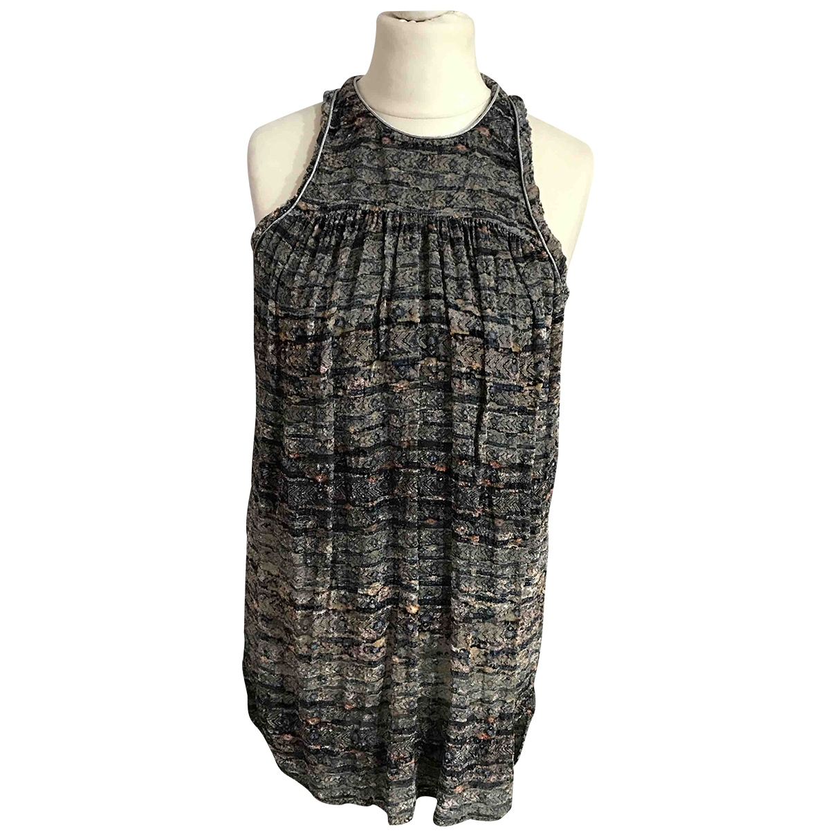 Isabel Marant \N Grey  top for Women 40 IT